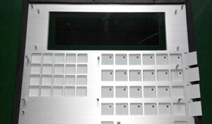 Backpanel Membrane Switches
