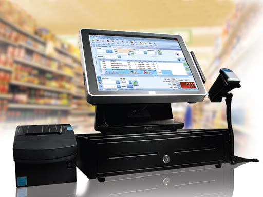Touch Screen Terminal: All in One POS Terminal